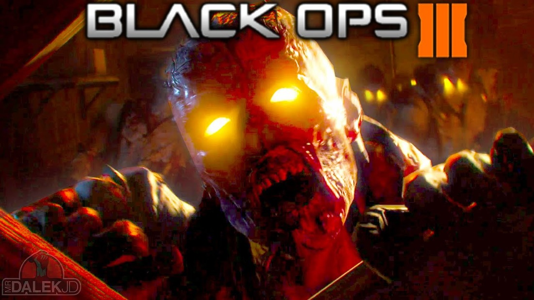 Release date for call of duty black ops 3
